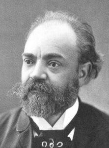 чешский композитор Антонин Дворжак