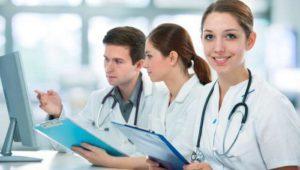 студент медик высшее образование