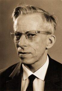 Отто Вихтерле - чешский ученый