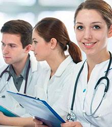 Диплом медика Чехія